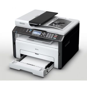 Ricoh SP 211 – Ultra-Compact A4 Black and White Laser Printer